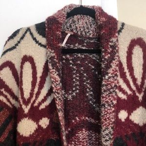 The softest free people sweater on the planet
